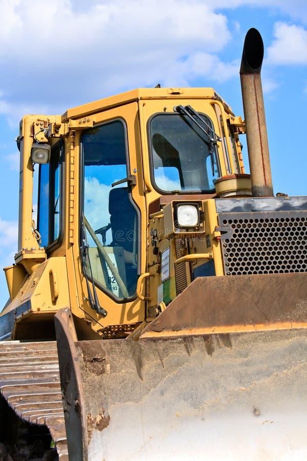 De machine van de bouw royalty-vrije stock afbeelding