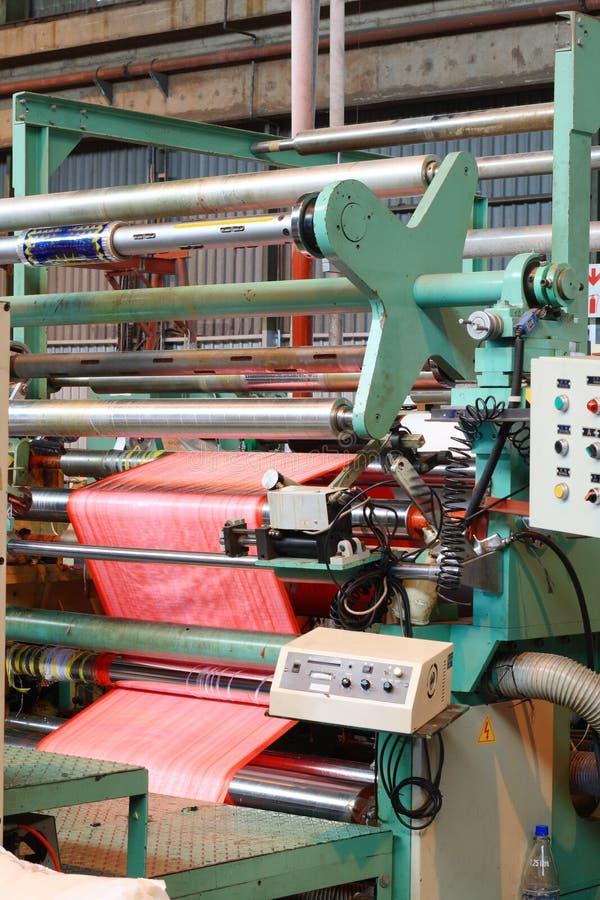 De machine van de deklaag royalty-vrije stock fotografie