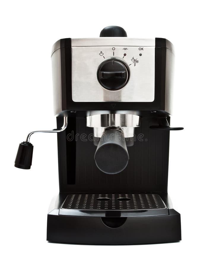 De machine van de espresso stock afbeelding