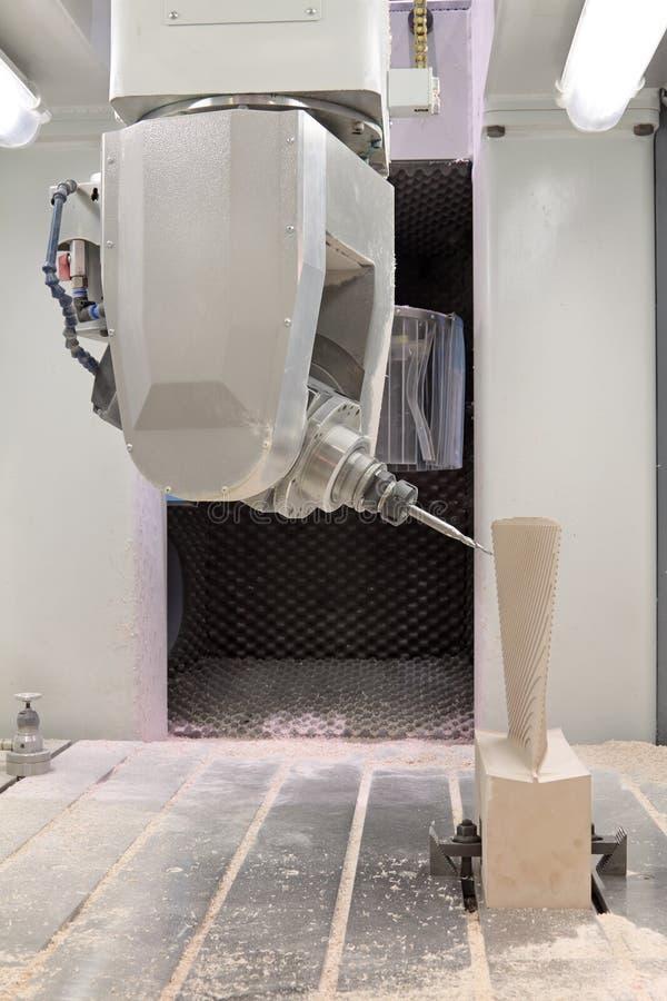 De machine van de houtbewerking stock afbeeldingen