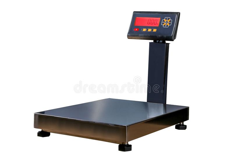 De Machine van het gewicht stock foto's