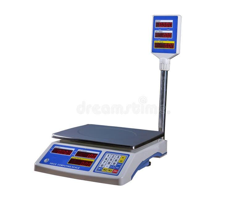 De Machine van het gewicht royalty-vrije stock foto