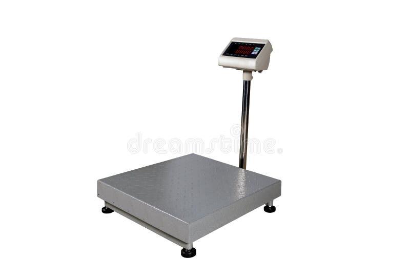 De Machine van het gewicht stock foto