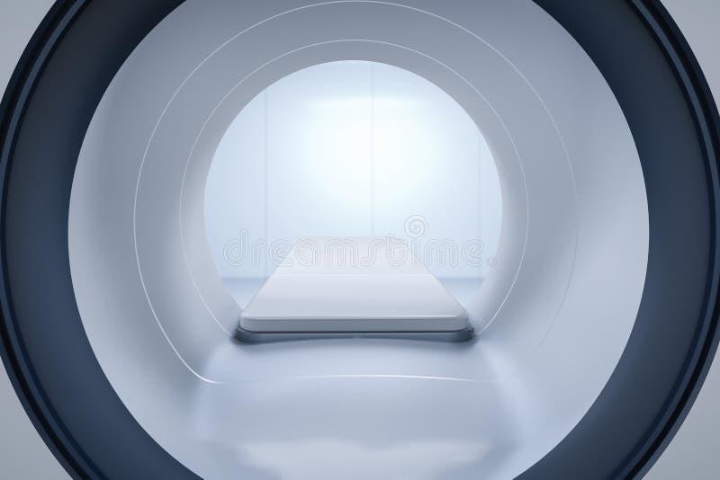 De machine van het Mriaftasten royalty-vrije stock afbeelding