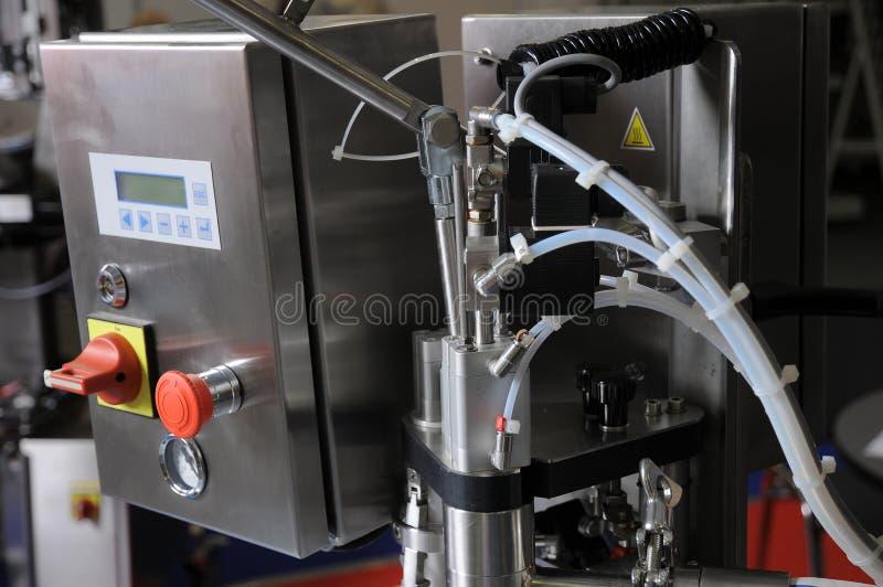 De machines van het voedsel. royalty-vrije stock afbeelding