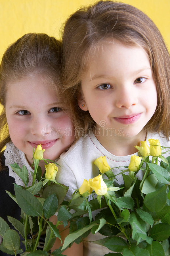 De macht van de bloem royalty-vrije stock foto