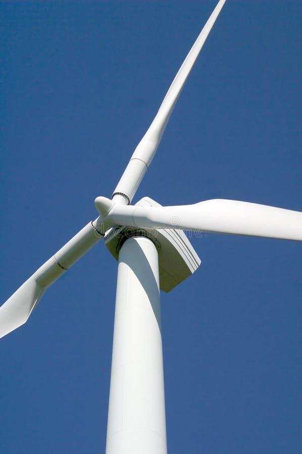 De macht van de wind royalty-vrije stock afbeelding