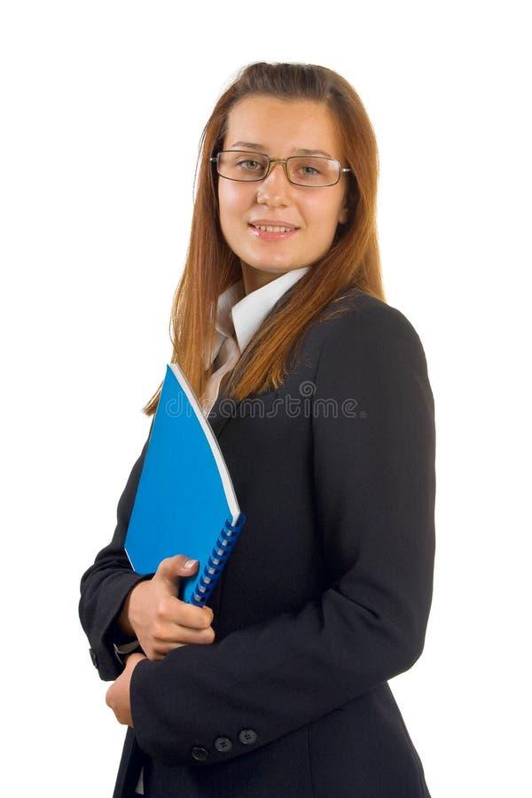 De Manager van het bureau stock foto
