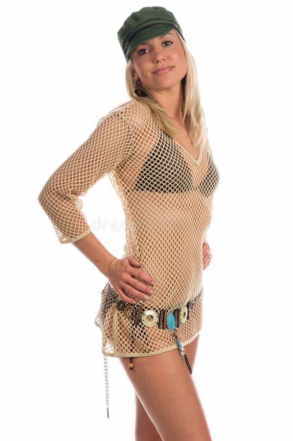 De Manier van de bikini royalty-vrije stock afbeelding
