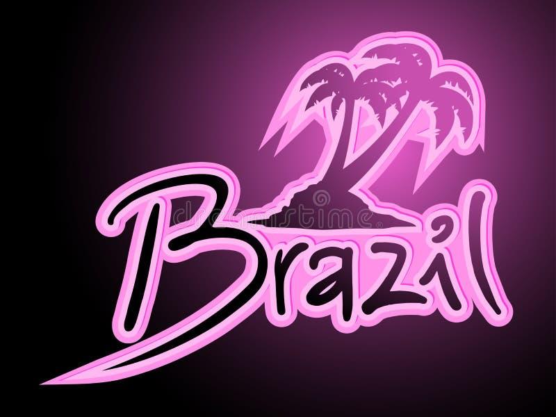 De Manierpalm Van Brazilië Stock Foto's