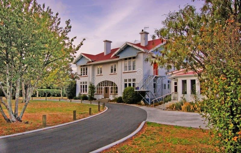 De manor royalty-vrije stock afbeelding