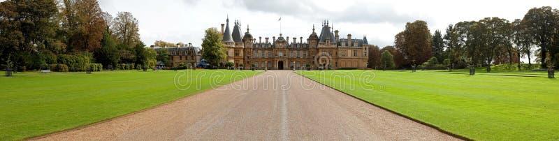 De manor van Waddesdon royalty-vrije stock afbeelding