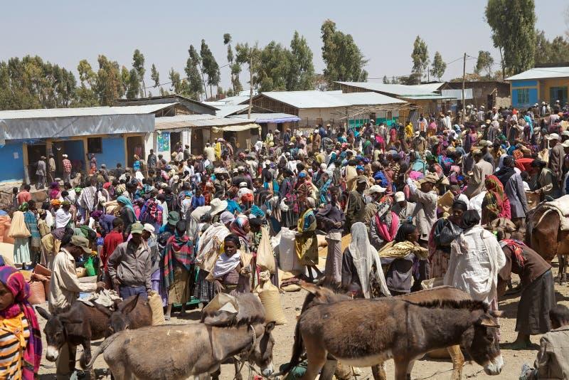 Download De markt van Afrika redactionele foto. Afbeelding bestaande uit primitief - 29506191