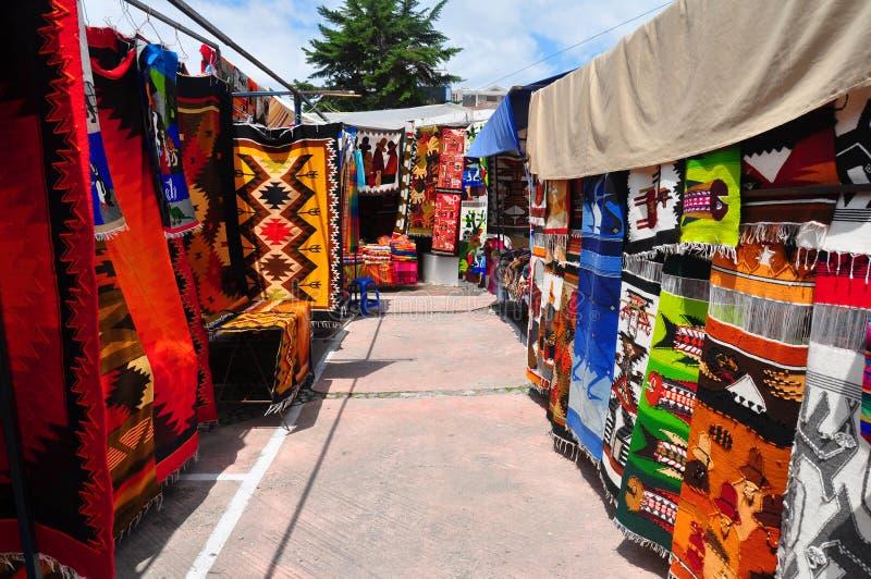 De Markt van de ambacht stock foto's