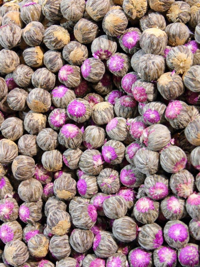 De markt van het kruid in Istanboel stock afbeelding