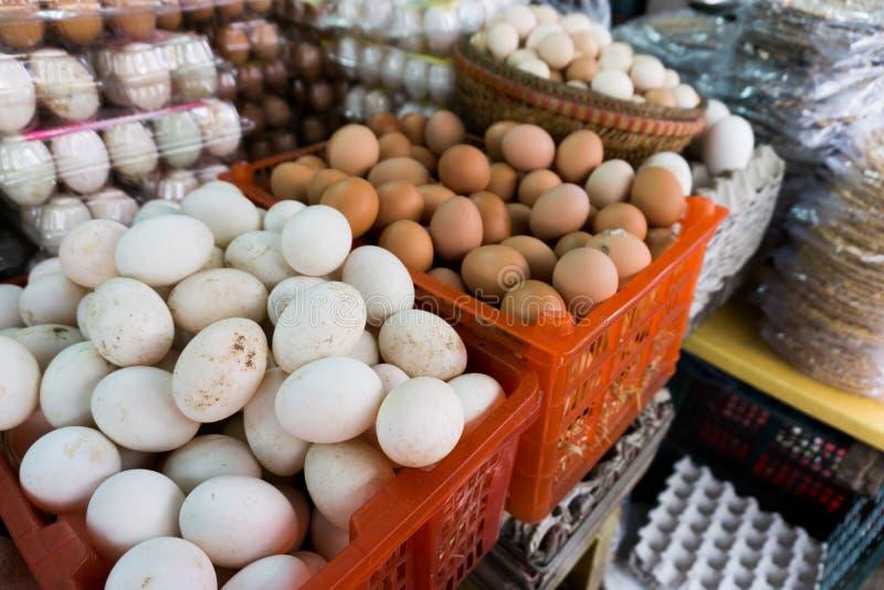 De Markt van Vietnam royalty-vrije stock afbeelding