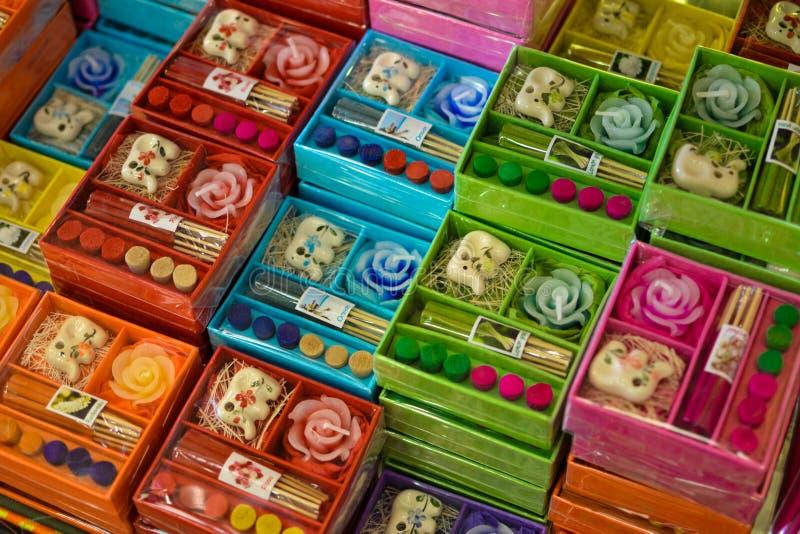 De marktgift van het Chatuchakjj weekend stock foto