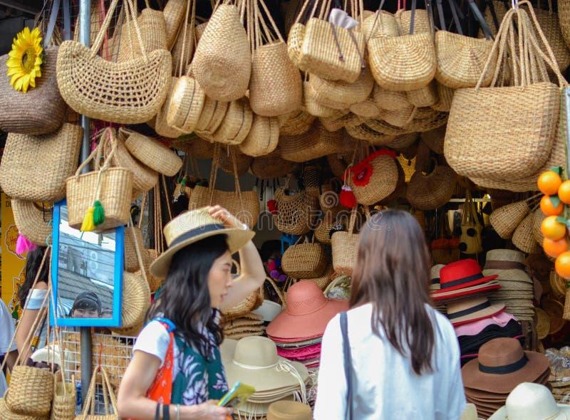De marktgift van het Chatuchakweekend stock afbeeldingen