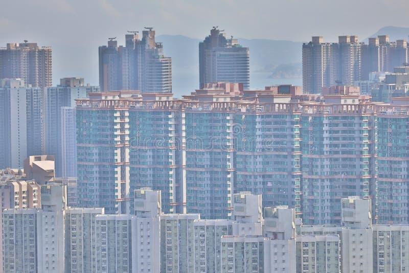 22 de marzo de 2020: la Casa Pública de Hong Kong en TKO fotos de archivo libres de regalías