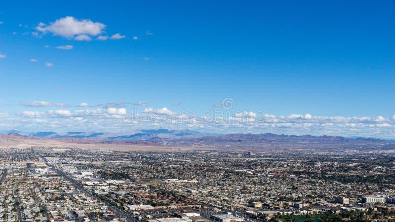 3 de marzo de 2019 - Las Vegas, Nevada - el top del restaurante del mundo - El COMIENZO imagen de archivo libre de regalías
