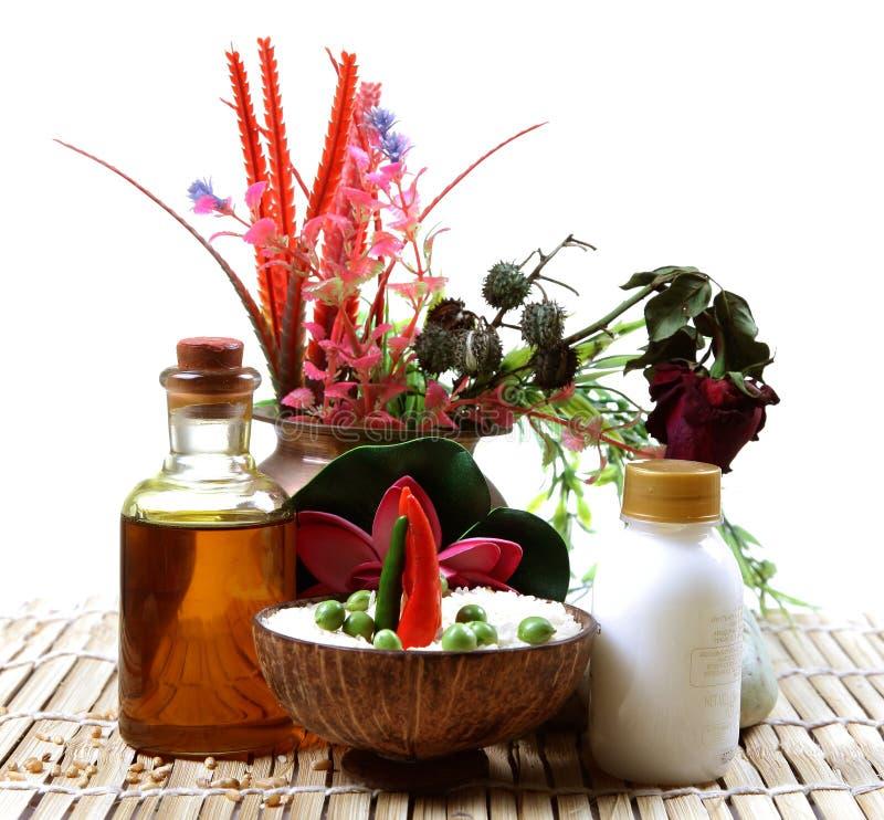 De massage van Ayurvedic royalty-vrije stock foto