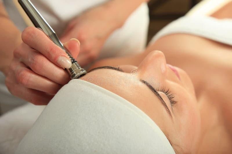 De Massage van de vrouw
