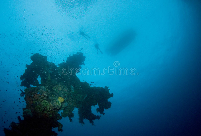 De Mast van Hoki stock fotografie