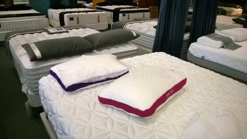 De matras van Nice het verkopen stock afbeeldingen