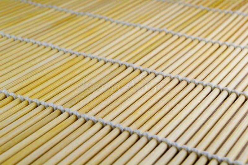 De mattextuur van sushi royalty-vrije stock afbeelding