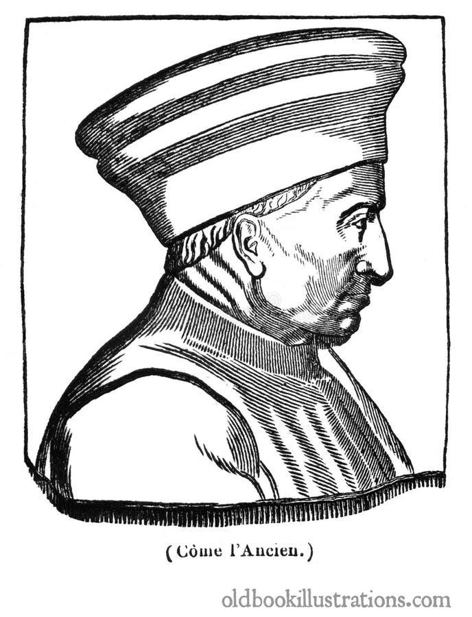 De' Medici de Cosimo photos stock