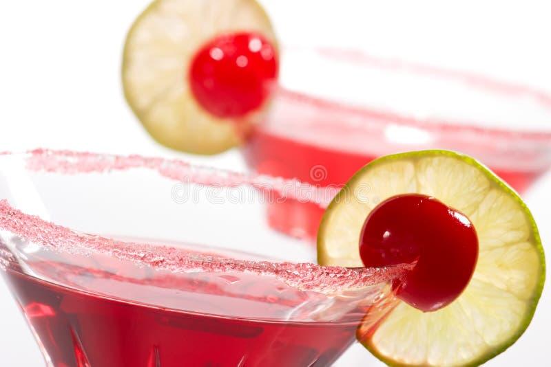 De meeste populaire cocktailsreeks royalty-vrije stock foto's