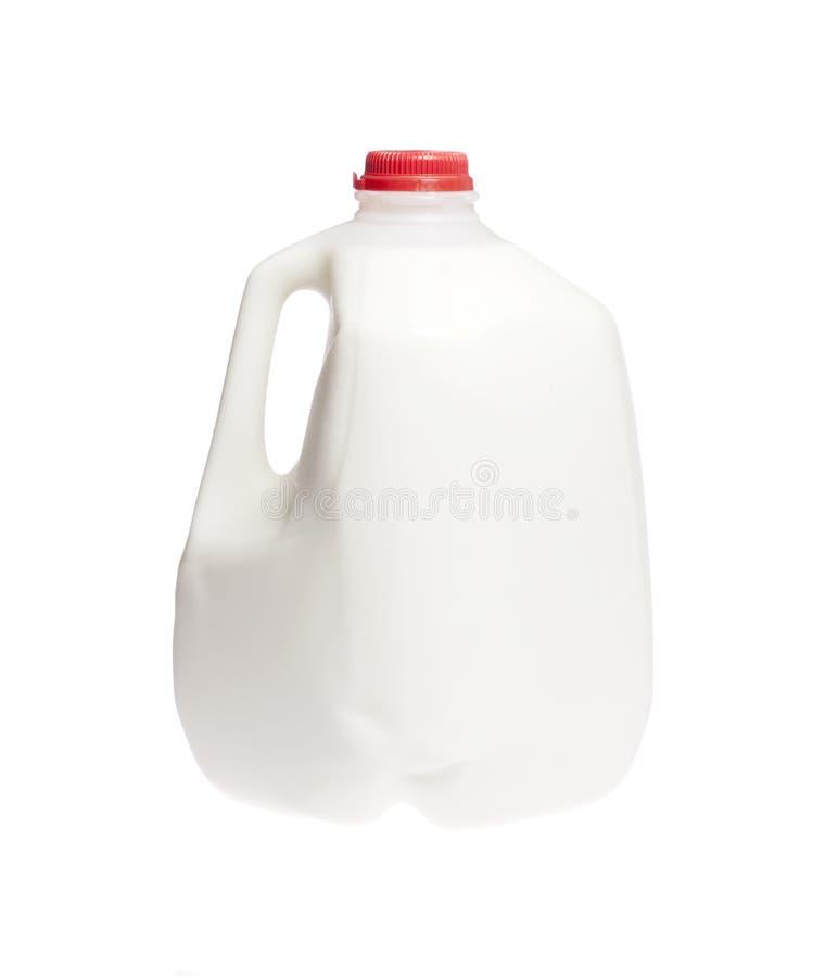 De melk van de koe stock afbeeldingen