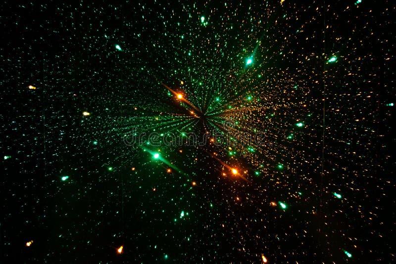 De melkweg van het heelal royalty-vrije stock foto