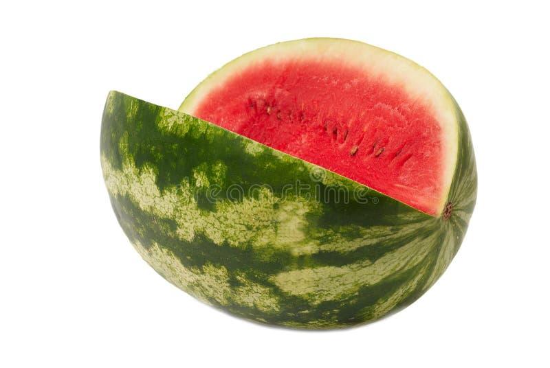 De meloen van het water stock fotografie