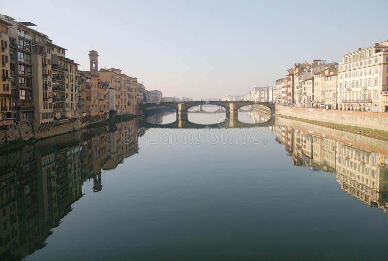 De mening van Florence royalty-vrije stock afbeeldingen