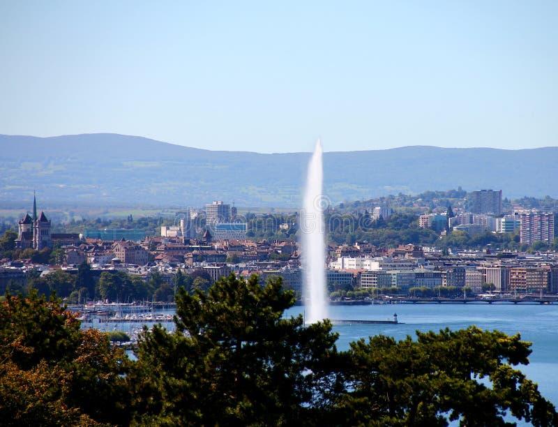 Download De mening van Genève stock foto. Afbeelding bestaande uit zwitserland - 39101782