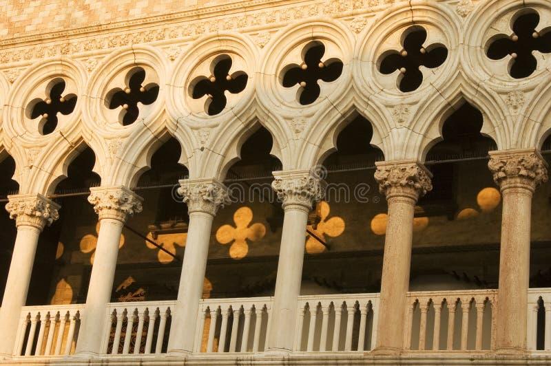 De Mening Van Venetië Royalty-vrije Stock Foto's