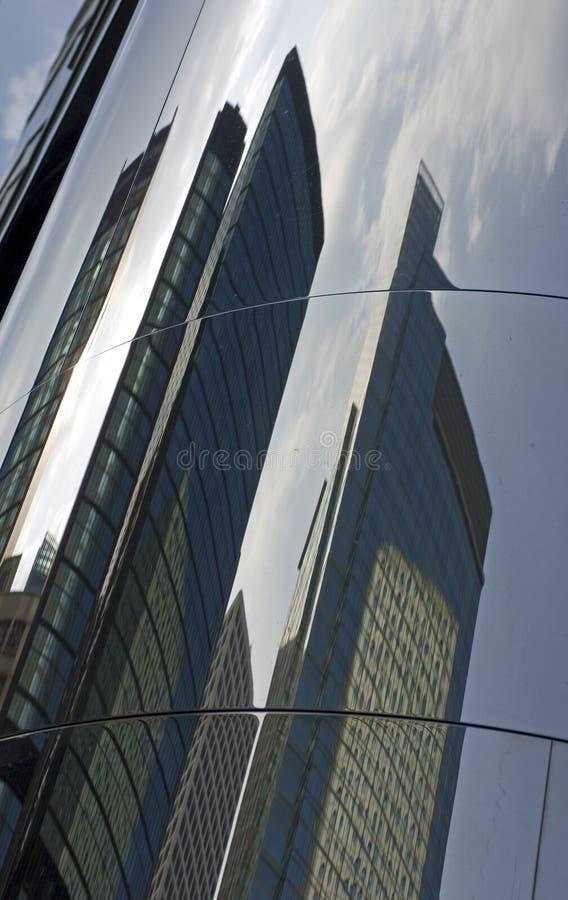 De Meningen van Hongkong stock fotografie