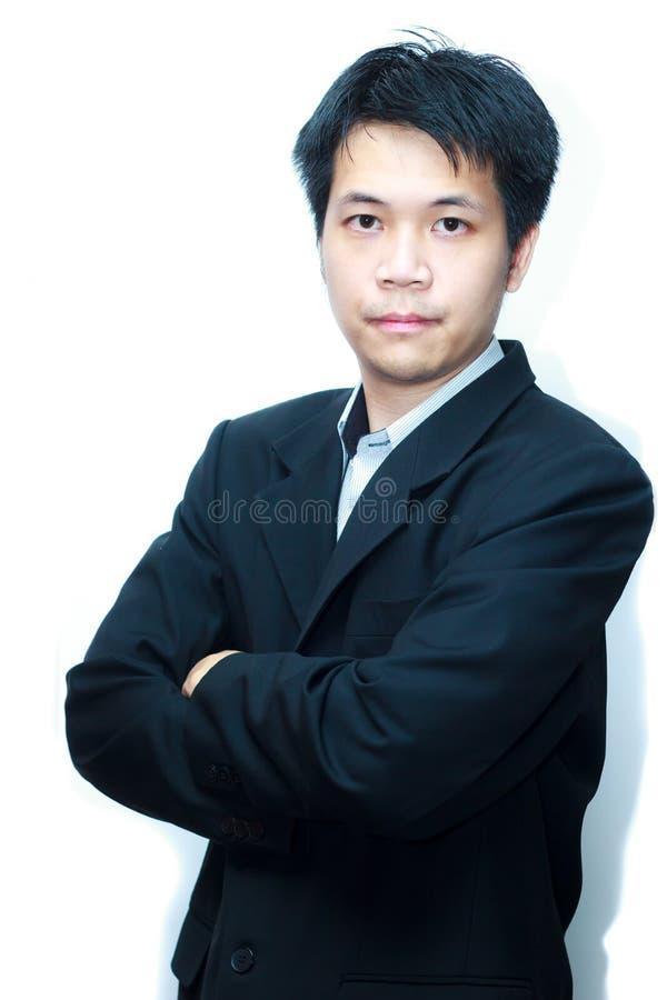 De mens van Azië royalty-vrije stock fotografie