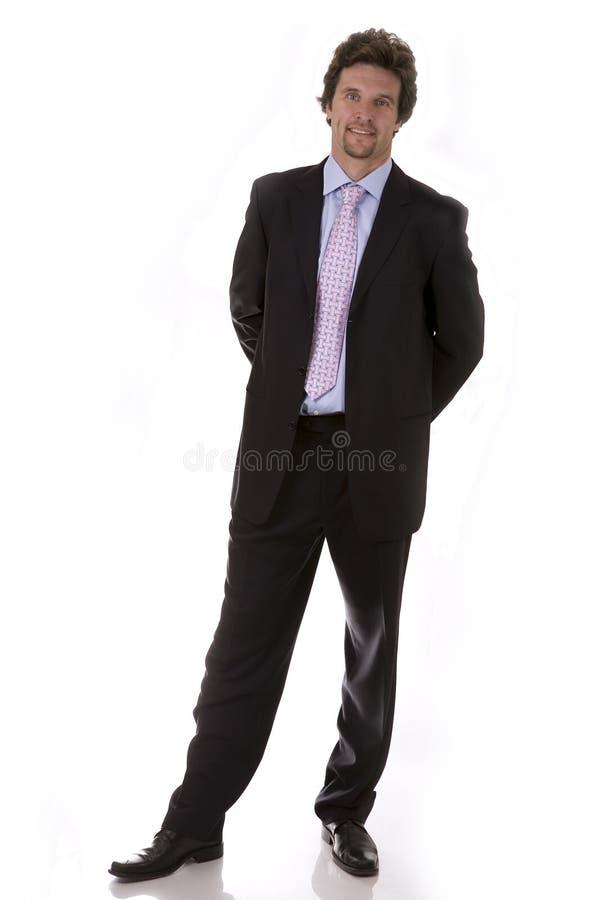 De mens van Bussiness royalty-vrije stock fotografie