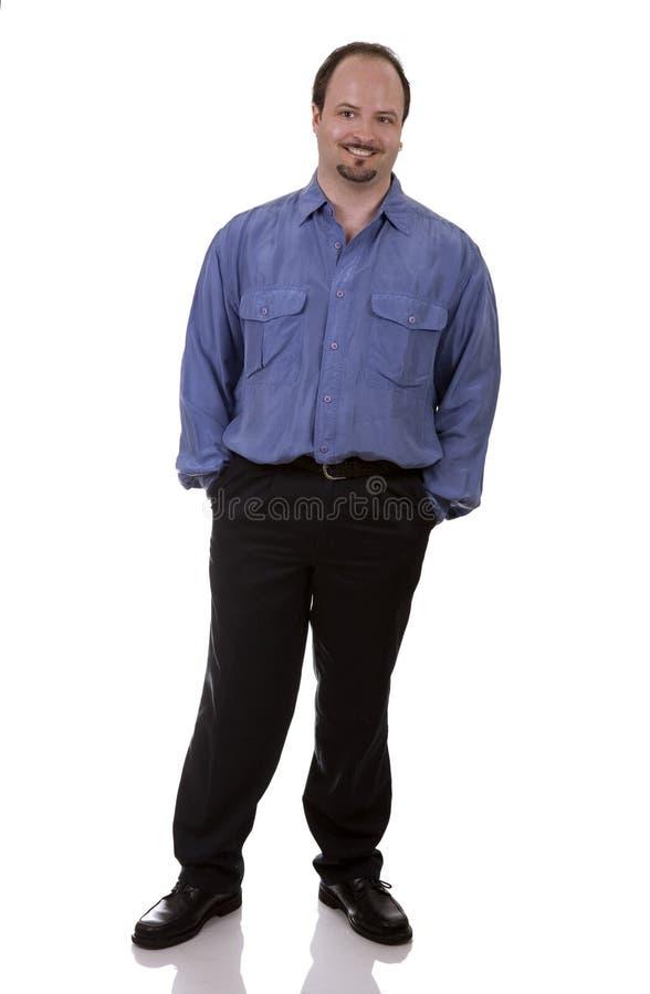 De mens van Bussiness royalty-vrije stock afbeelding