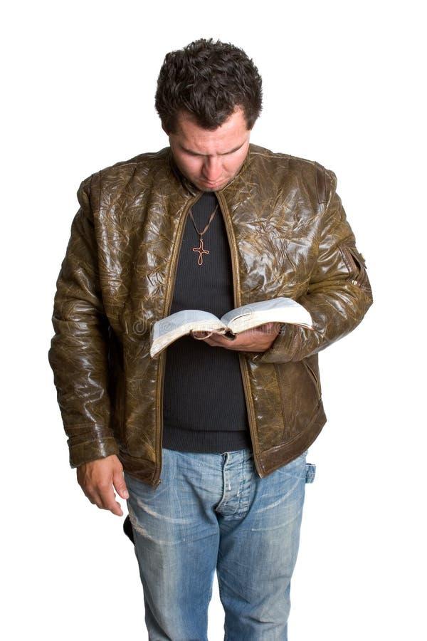 De Mens van de bijbel royalty-vrije stock afbeelding
