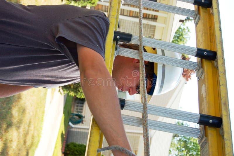 Download De Mens Van Het Nut Stock Fotografie - Afbeelding: 2671262