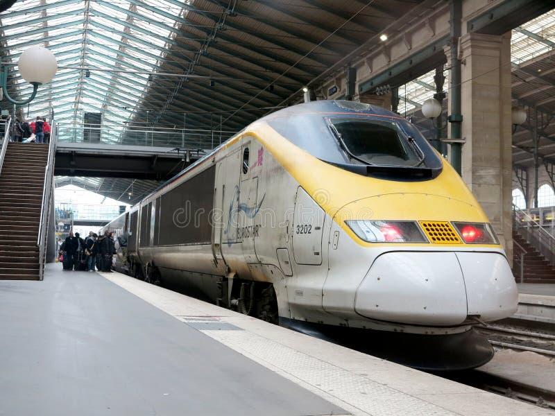 Eurostar stock afbeelding
