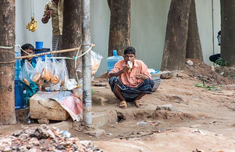 De mensen van Bangladesh stock afbeelding