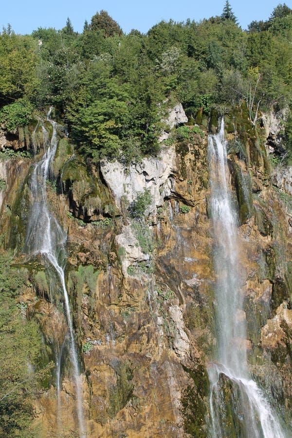 De meren van Plitvice royalty-vrije stock fotografie