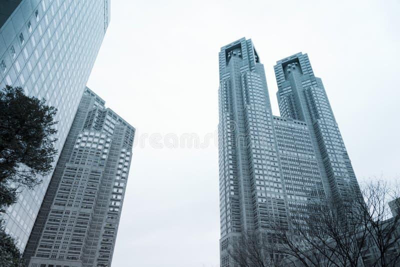 De Metropolitaanse de Overheidsbouw van Tokyo royalty-vrije stock fotografie