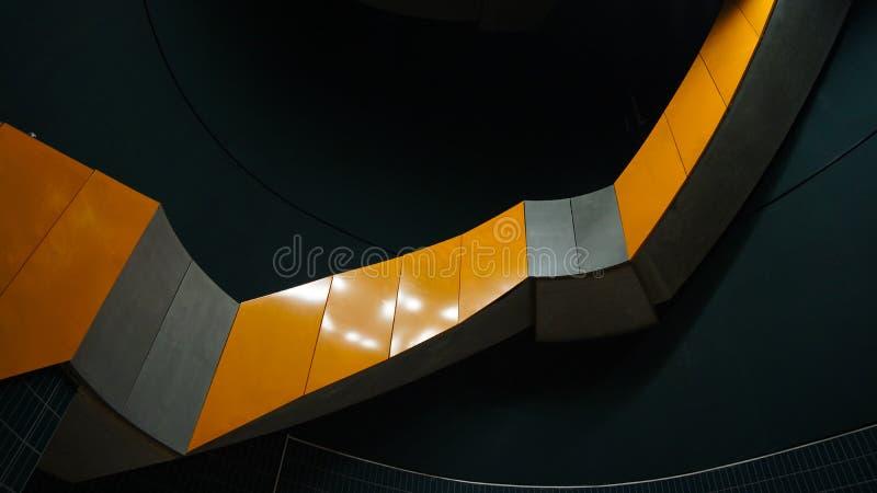 De Metropost van München royalty-vrije stock afbeelding