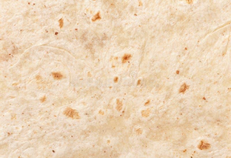 De Mexicaanse achtergrond van de tortillaomslag stock afbeelding