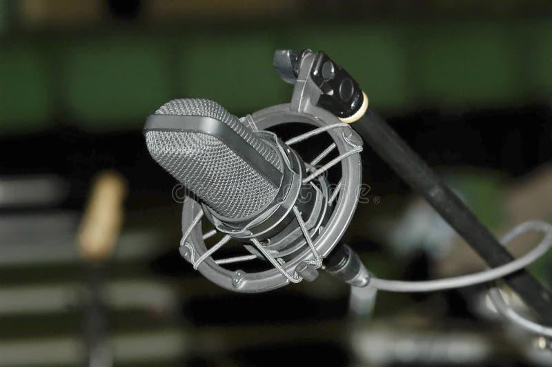 De Microfoon Van De Wieg Stock Afbeeldingen